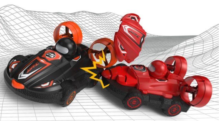 JJRC Q86 RC-Fahrzeug Unfall