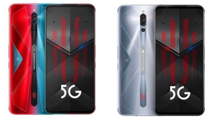Nubia Red Magic 5S Designs
