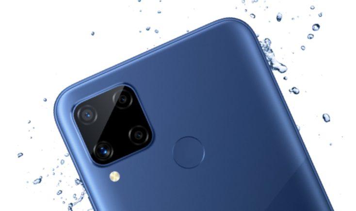 Realme C15 Smartphone Kamera