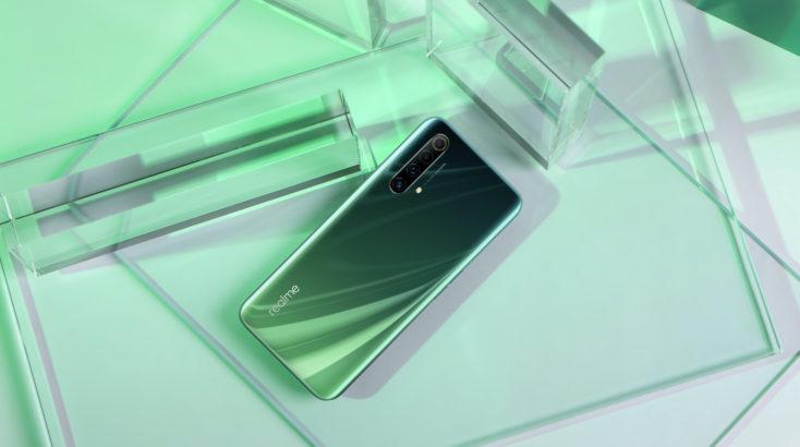 Realme X50 5G Jungle Green