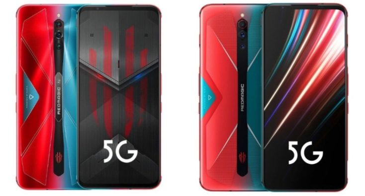 Nubia Red Magic 5S Teaser