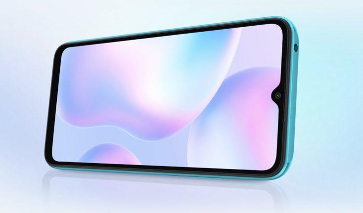 Redmi 9A Smartphone Display