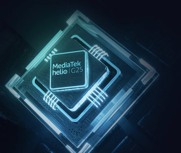Redmi 9A Smartphone Prozessor