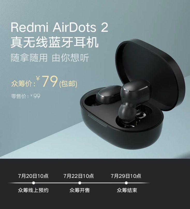 Redmi AirDots 2 Kopfhoerer