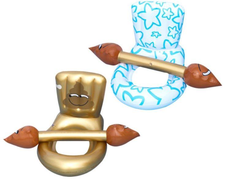 Toiletten Pool Spielzeug Varianten