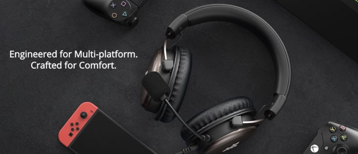 Tronsmart Sono Gaming Headset Banner