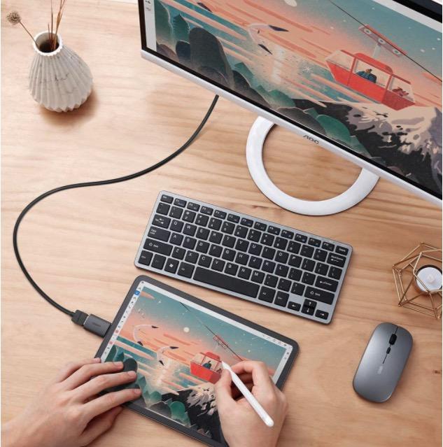 UGREEN USB-C zu HDMI Adapter tablet PC