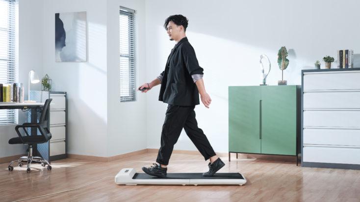 WalkingPad S1 in Benutzung