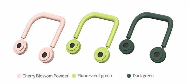 Xiaomi Youpin Ventilator Farbpalette