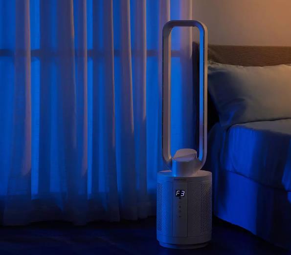 Xiaomi Daewoo F9 Ventilator Luftreiniger Schlafzimmer