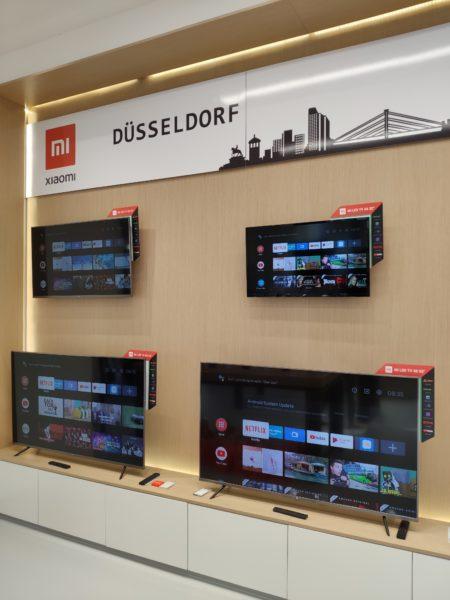 Xiaomi Mi Store Mi Store Duesseldorf Fernseher