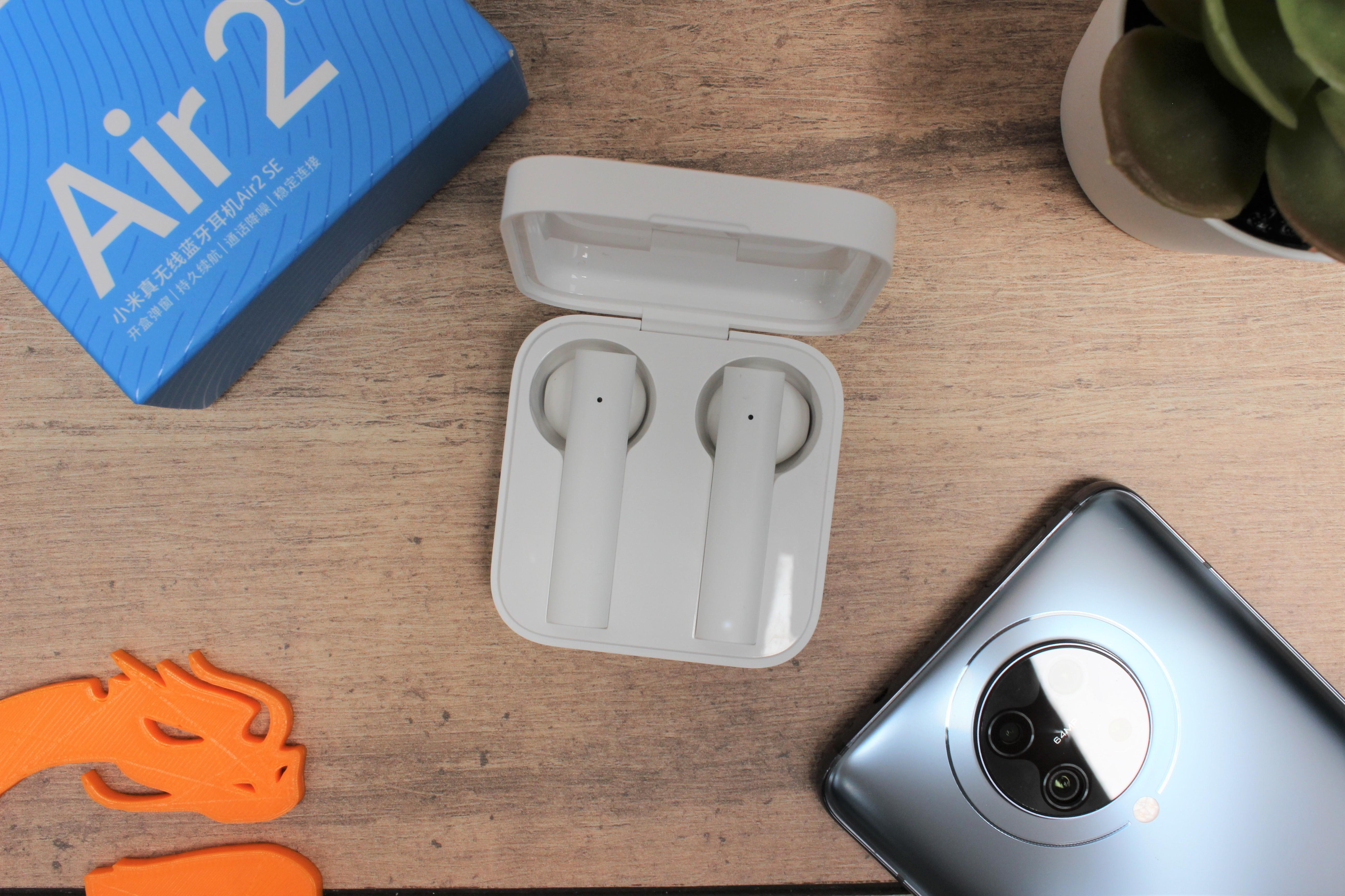 Xiaomi Mi True Wireless Earphones 2 Basic Kopfhorer Mi Air 2 Se Im Test