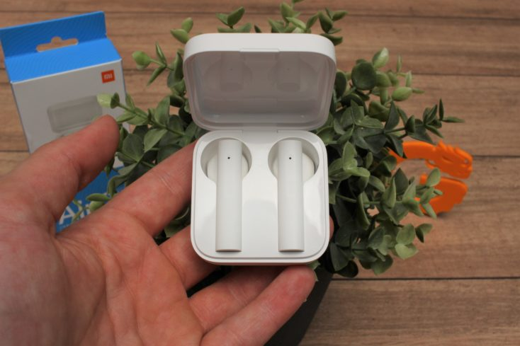 Xiaomi Mi True Wireless Earphones 2 Basic in Hand