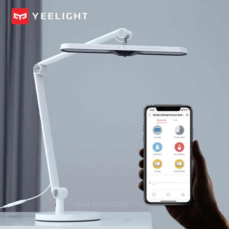 Yeelight LED Vision Desk Lamp V1 App
