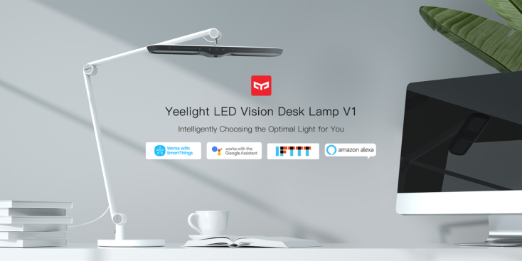 Yeelight LED Vision Desk Lamp V1 Vorstellung