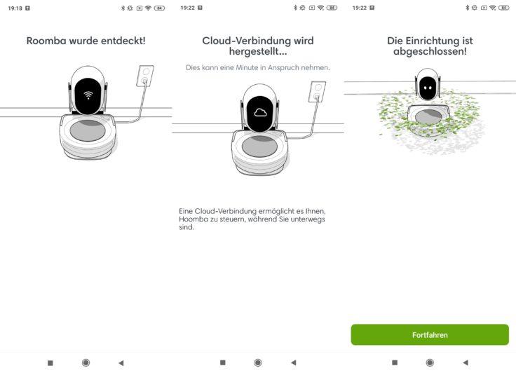 iRobot Roomba s9 Saugroboter App Home Einbindung WLAN Netzwerk