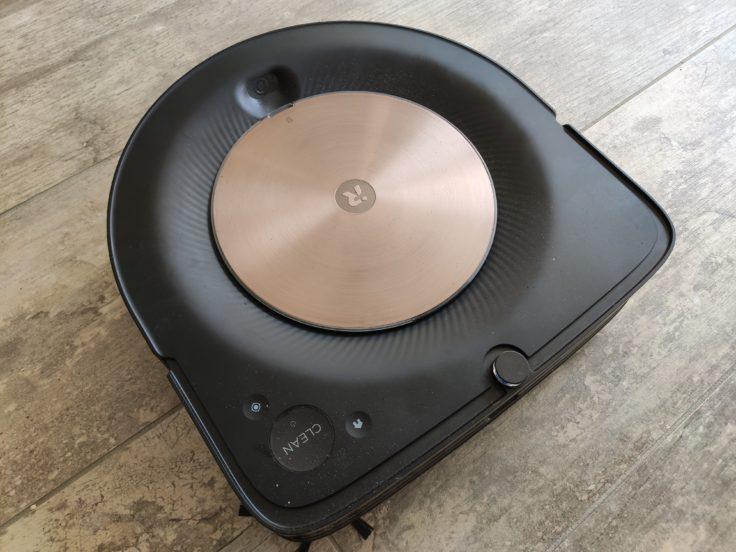 iRobot Roomba s9 Saugroboter Form