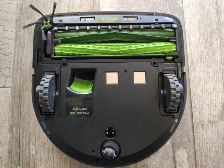 iRobot Roomba s9 Saugroboter Unterseite
