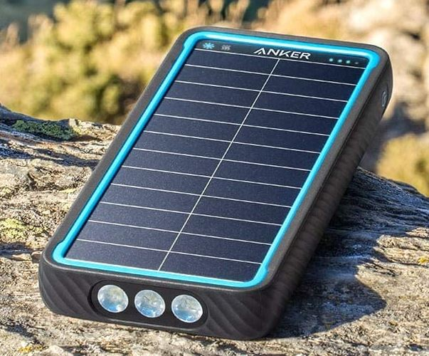 Anker PowerCore Solar 10000 a