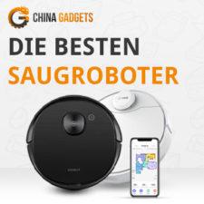 China-Gadgets Saugroboter Bestenlisten Beitragsbild