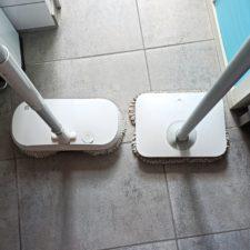 Dreame CC elektrischer Wischmopp Vergleich Mijia Mop