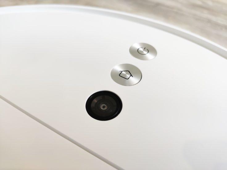 Dreame F9 Saugroboter optischer Sensor Oberseite Linse