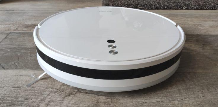 Dreame F9 Saugroboter Design