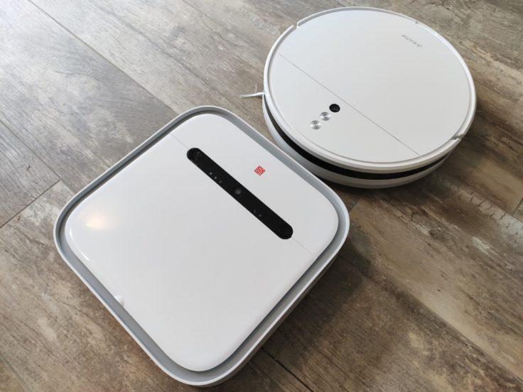 Dreame F9 Saugroboter Vergleich Form Xiaomi SWDK Wischroboter