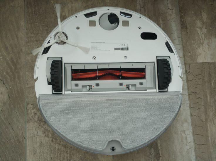 Dreame F9 Saugroboter Wassertank Wischfunktion Unterseite
