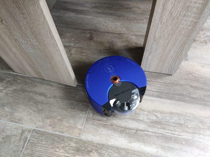 Dyson 360 Heurist Saugroboter Maße