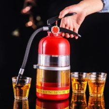 Feuerlöscher Getränkespender