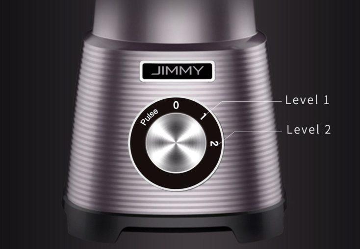 Jimmy Mixer Drehknopf