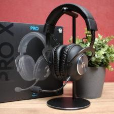 Logitech G PRO X Gaming Headset Produktbild