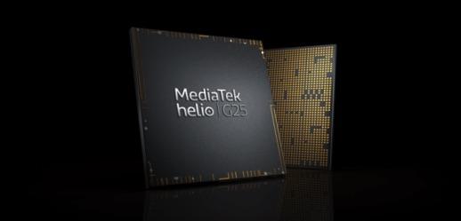 MediaTek Helio G25 CPU