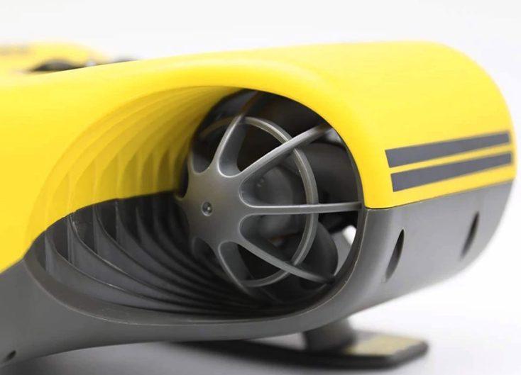 Nemo 4K Unterwasser-Drohne Triebwerk