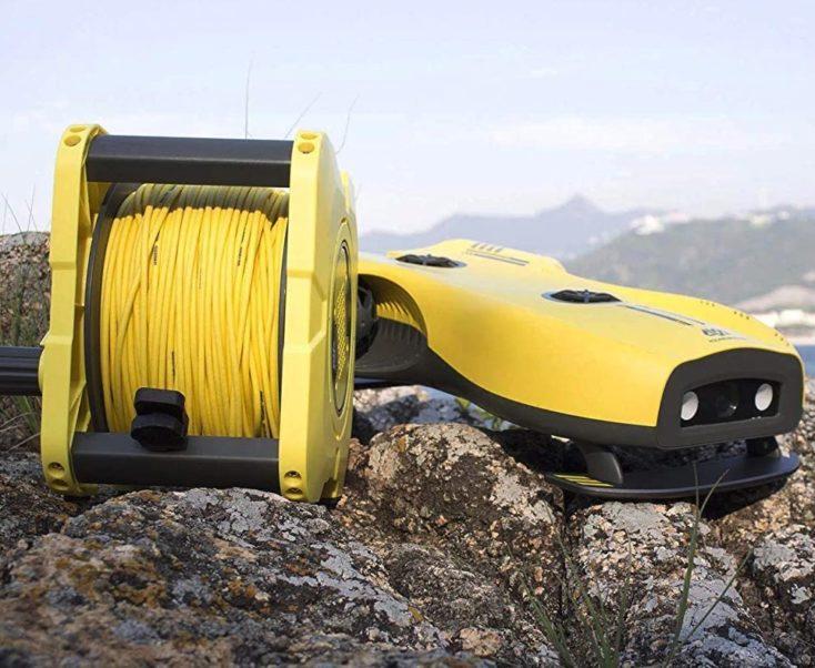 Nemo 4K Unterwasser-Drohne WiFi Basistation
