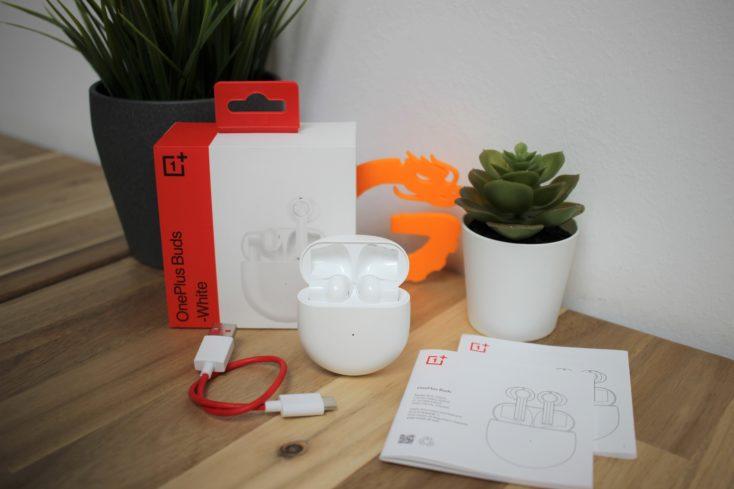 OnePlus Buds Lieferumfang