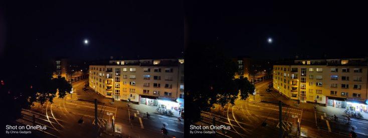 OnePlus Nord Ultraweit Nachtmodus