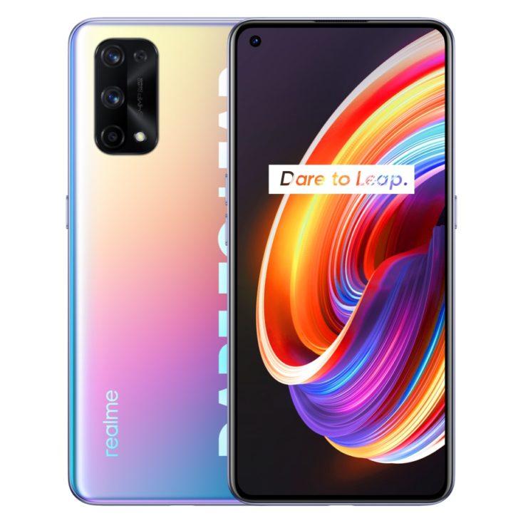 Realme X7 Smartphone Design