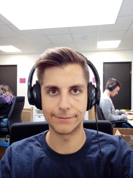 Redmi 9A Frontkamera Testfoto Selfie