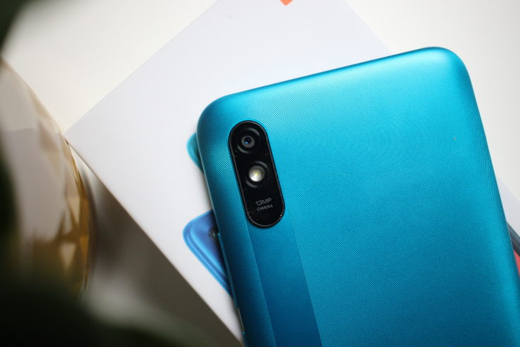 Redmi 9A Smartphone Kamera