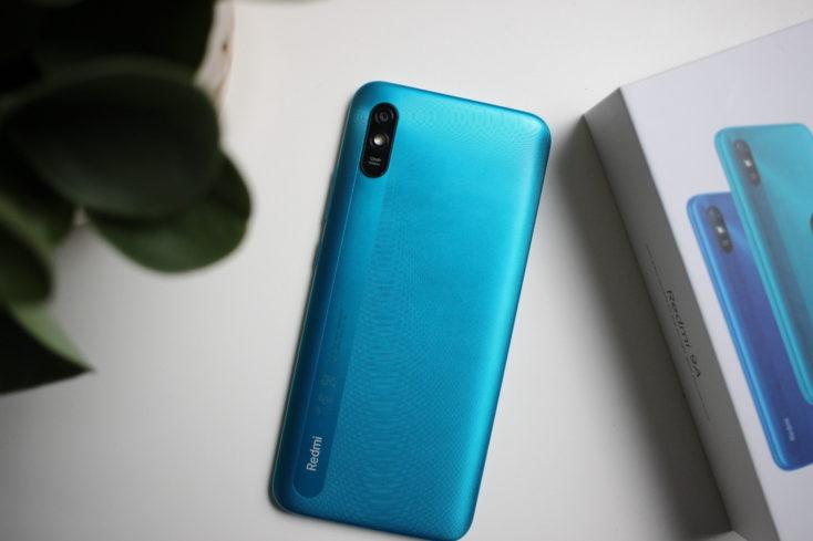 Redmi 9A Smartphone Rueckseite