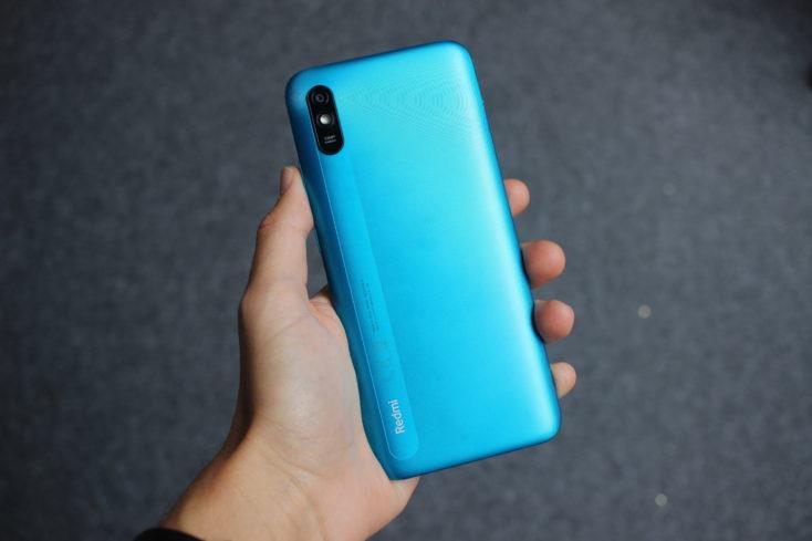Redmi 9A Smartphone Verarbeitung