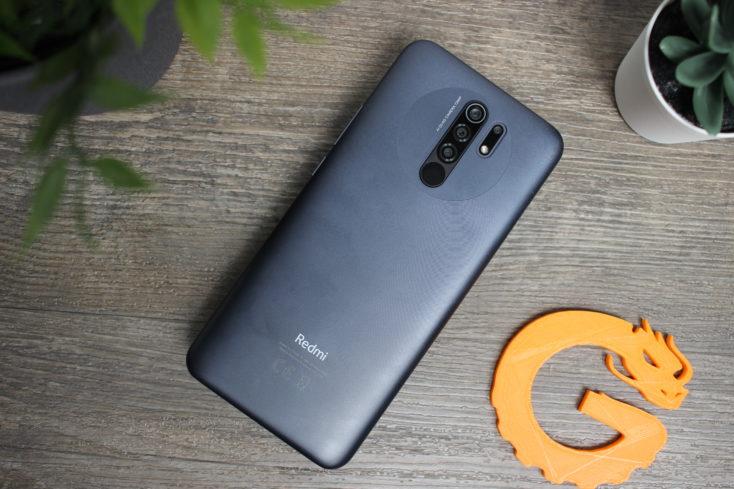 Redmi 9 Smartphone Rueckseite