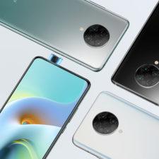 Redmi K30 Ultra Smartphone Design