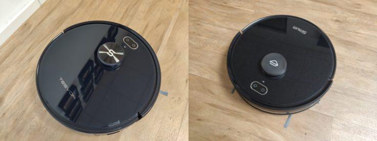 Tesvor S6 Saugroboter Vergleich Simum 6