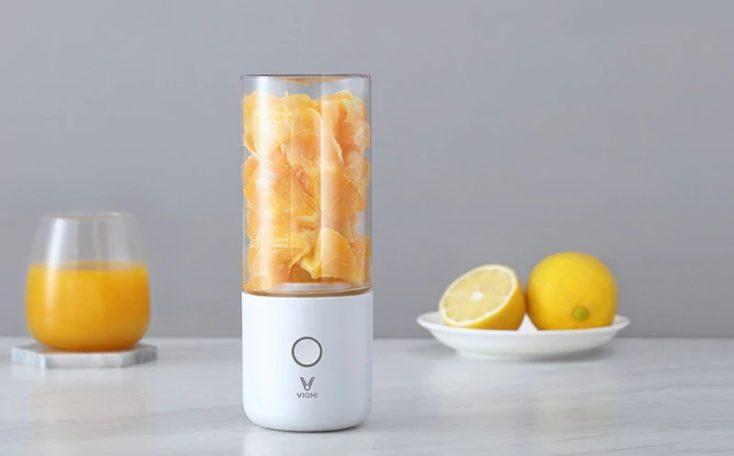 Viomi Mixer Orangen
