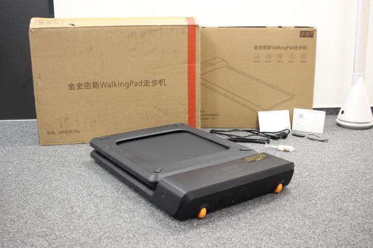 WalkingPad A1 Pro Karton