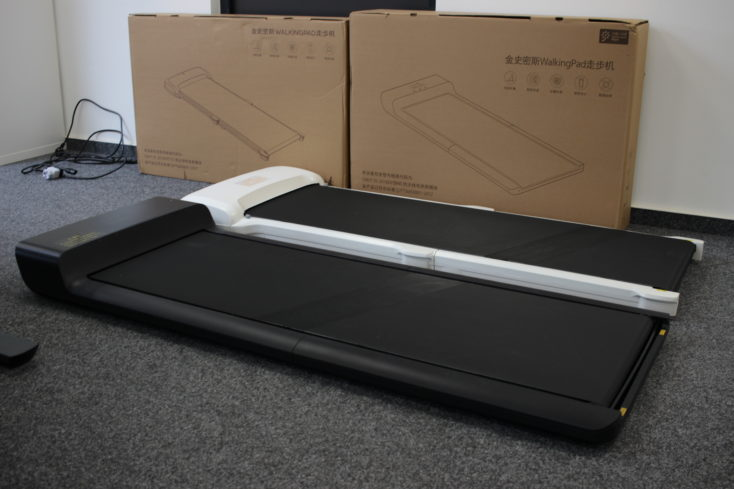 WalkingPad C1 vs WalkingPad A1 Pro