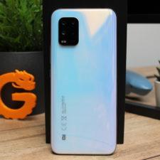 Xiaomi Mi 10 Lite 5G Design Rueckseite